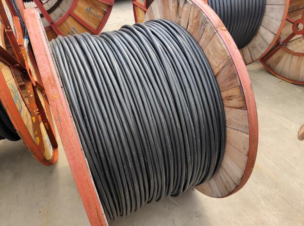 NH-YJV耐火交联聚乙烯绝缘聚氯乙烯护套电力电缆