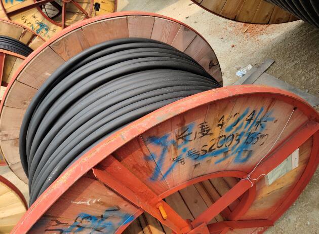 低烟无卤C类阻燃交联聚乙烯绝缘聚氯乙烯护套电力电缆